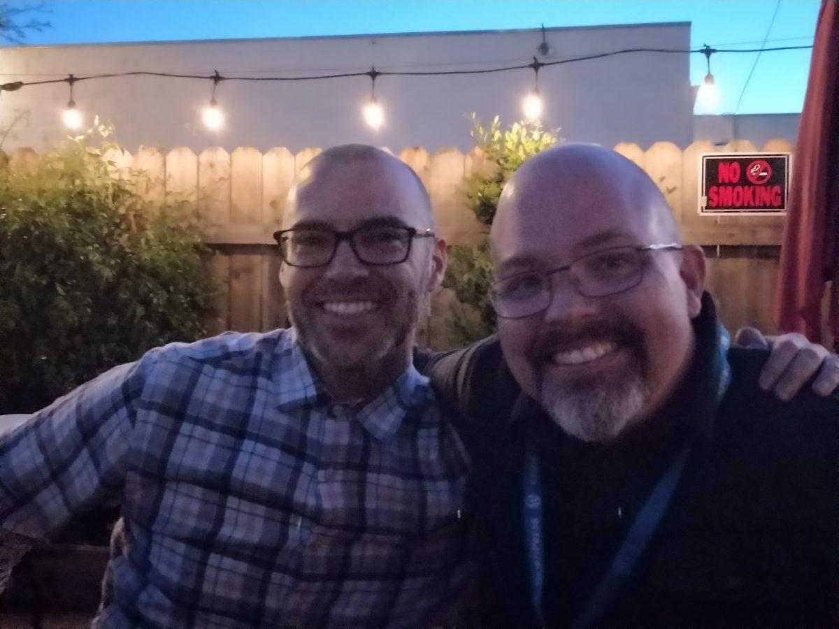 Sergio Scabuzzo & Joseph Dickson