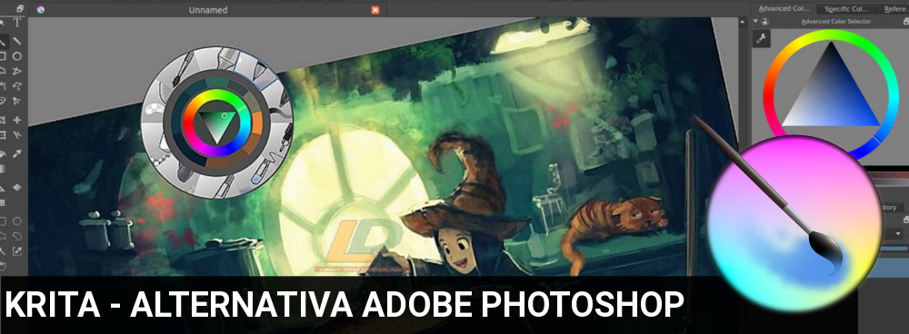 Krita-Alternativa-ADOBE-Photoshop
