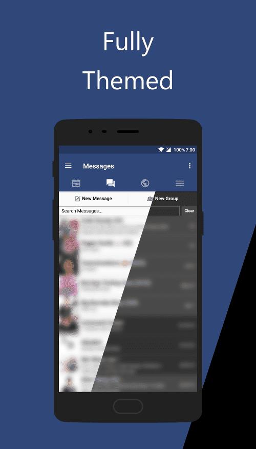 LinuxForum.hu Facebook applikáció - másképpen XDA Google Play Facebook Android