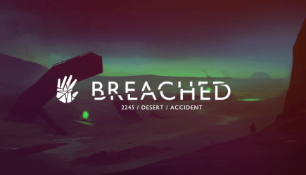 Breached sci-fi story driven exploration coming to Linux