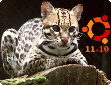 Ubuntu 11.10 Oneric Ocelot