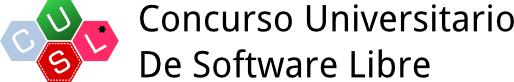 Logo Concurso Universitario Software Libre