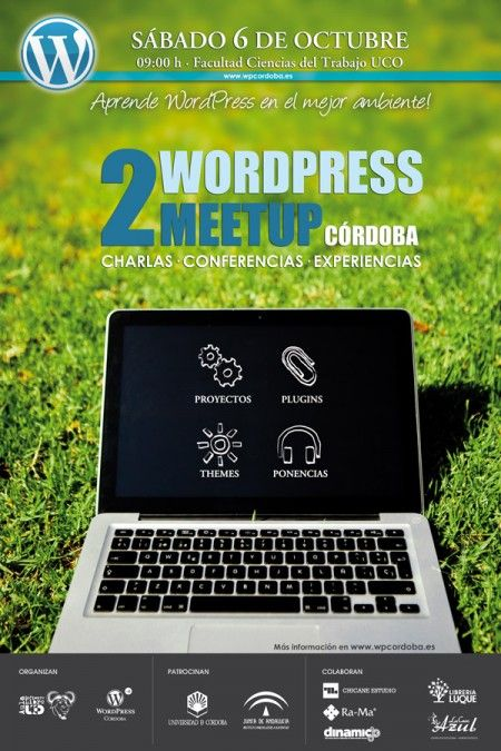 Segunda Meetup WordPress Córdoba 2012