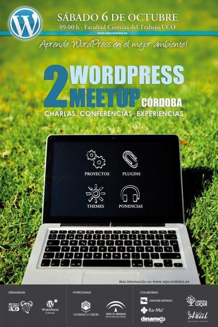 Segunda Meetup WordPress Córdoba 2012