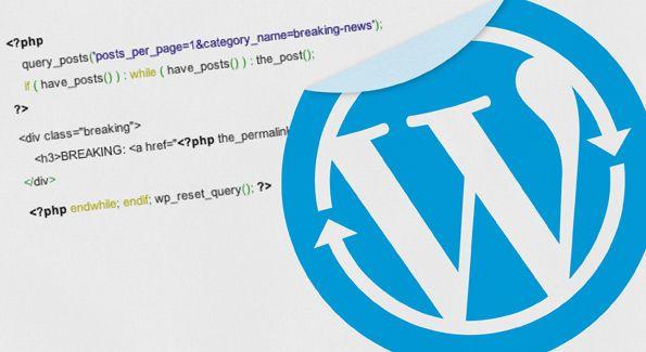Loop de WordPress
