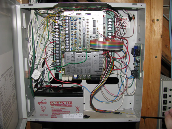 Best Home Alarm System Layout Wiring Diagram Btm