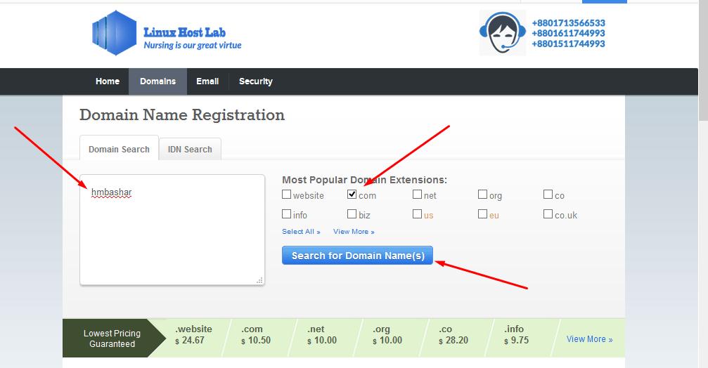 Domain Order #01.1