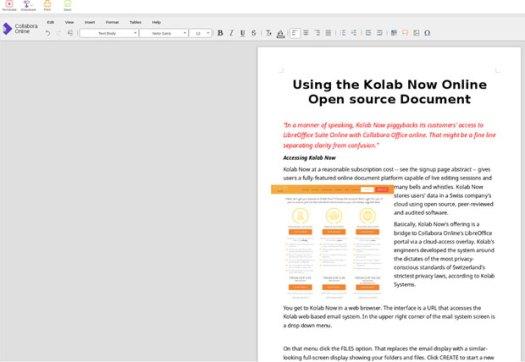 Kolab Now Online