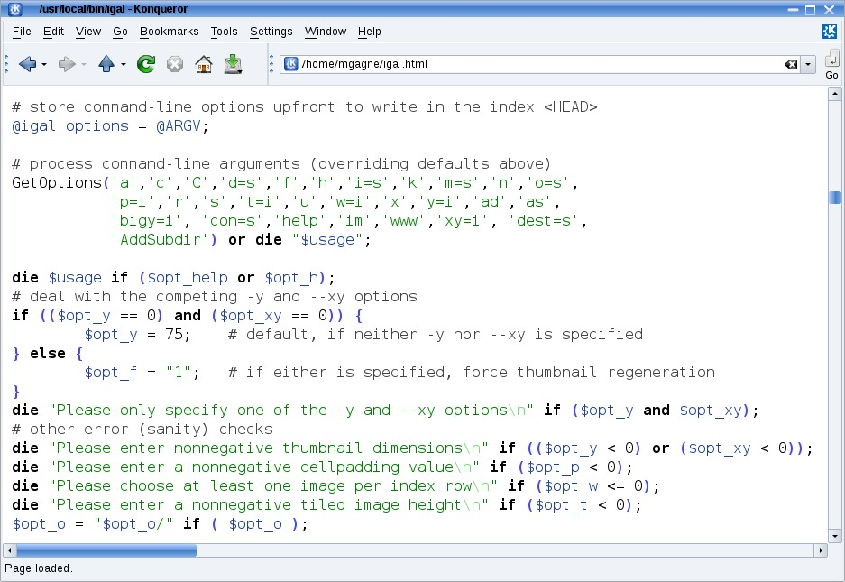perl script sample resume