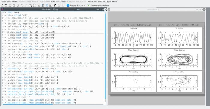 LabPlot - KDE-application for interactive graphing and