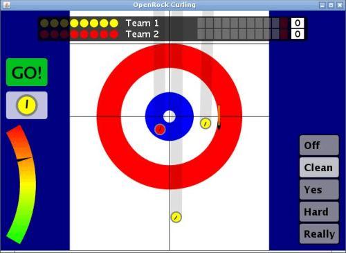 OpenRock Curling