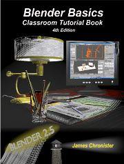 Blender Basics Classroom Tutorial Book