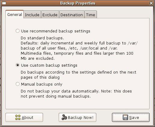 Simple Backup