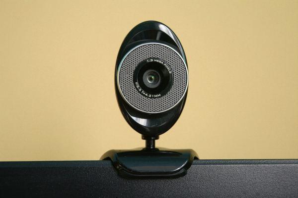 detection Linux webcam motion