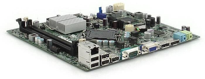 Refurbished Mini PC - Motherboard
