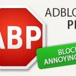 Adblock plus voor IOS
