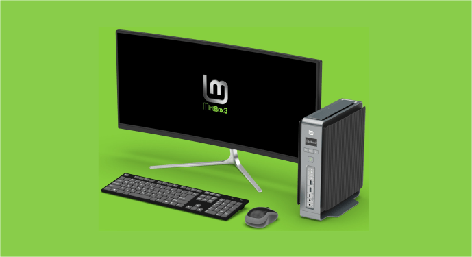 MintBox 3 – Linux Mint's Fanless PCs is Available to Buy