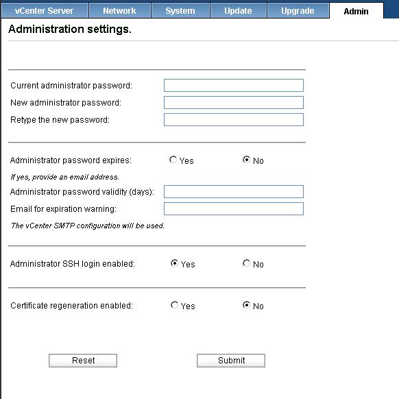 SSL Zertifikate vCenter Server Appliance | linux-voodoo.de