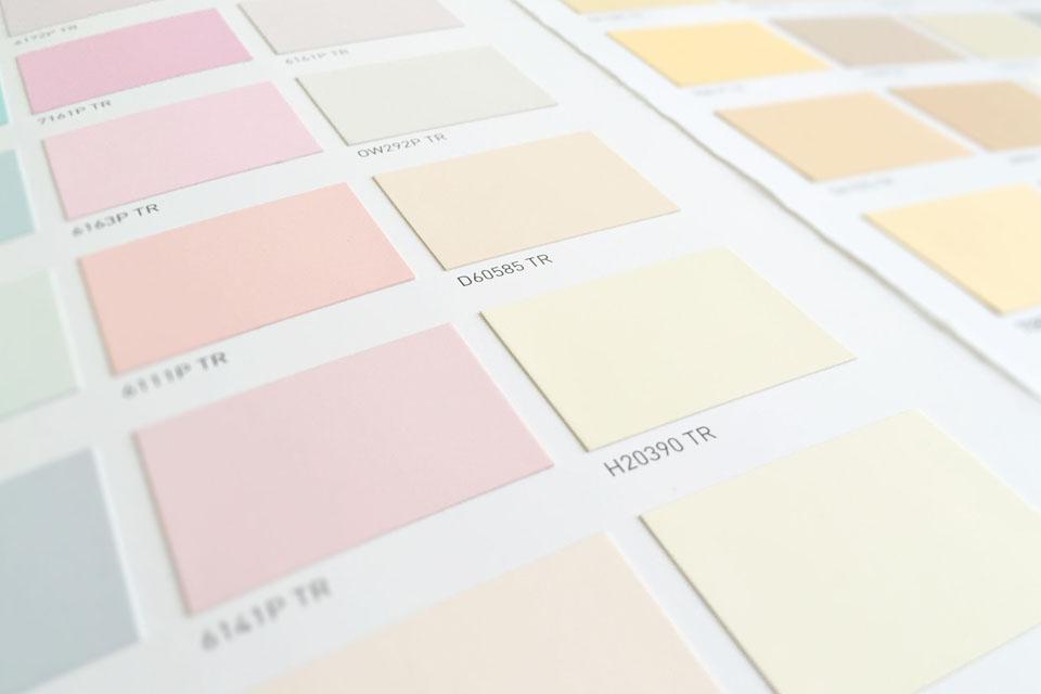 Sarà l'effetto finale, procurati una cartella colori per la pittura delle pareti. Pitture Murali Colori Per Interni Cartelle Colore Linvea Industria Vernici Italiana