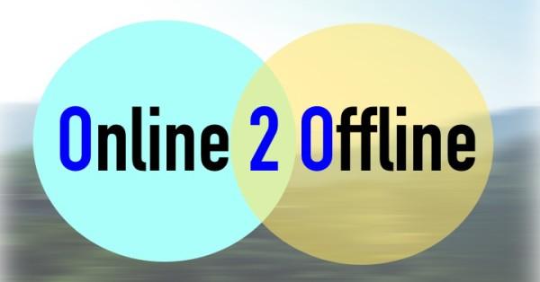 你有運用O2O平台行銷倍增你的事業績效嗎?3-林瑋網路行銷策略站