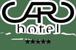 Caro Hotel Logo - Linzex Studios - Productora audiovisual en Madrid.