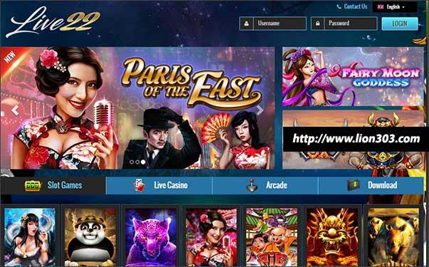 Live22 Slot Online