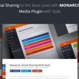 Explode Your Social Media Sharing With Monarch Social Sharing Plugin