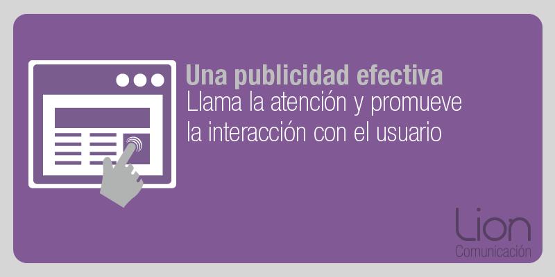 Lion Comunicación: Diseño de banners en Zaragoza