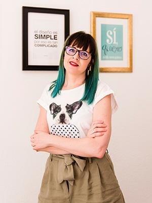 Claudia Asiain: Directora creativa en Lion Comunicación