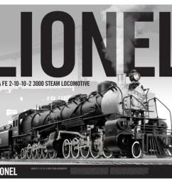 lionel vision line [ 1159 x 965 Pixel ]