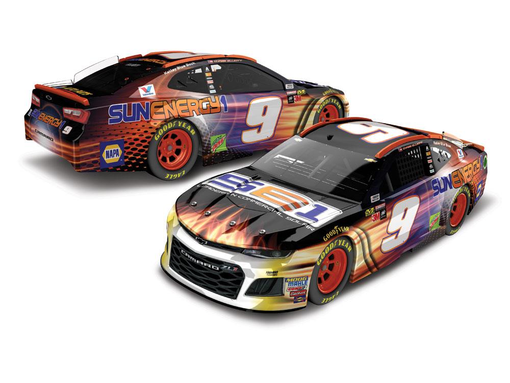2018 NASCAR Paint Schemes  Sports Logos  Chris Creamers