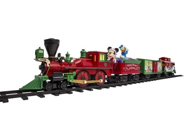 Mickey Mouse Ready-play Train Set
