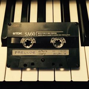 Prelude: An electro-blues album