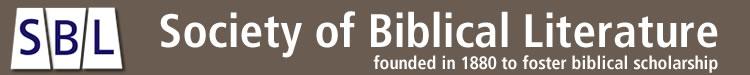 Society of Biblical Literature