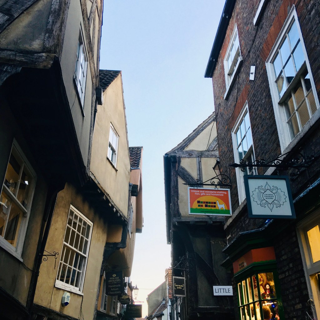 The Shambles, York, UK