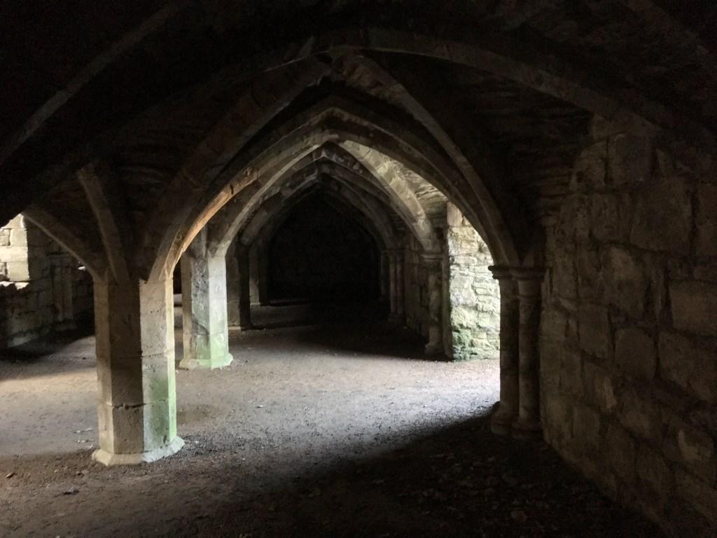 Cellar, Finchale Priory
