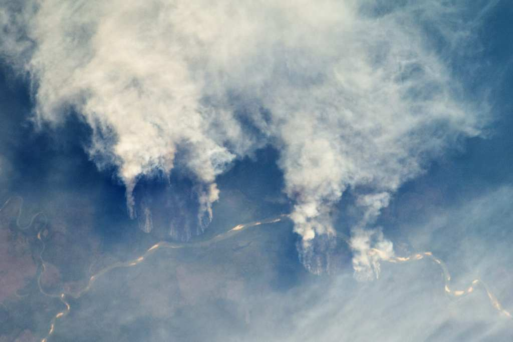 Photo: NASA/ISS Crew