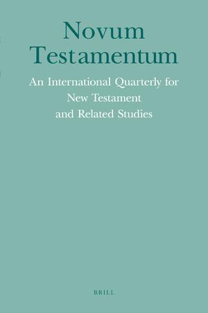 Novum Testamentum