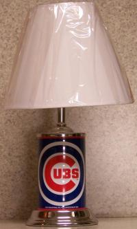 Lionheart Designs International - Chicago Cubs Table Lamp ...