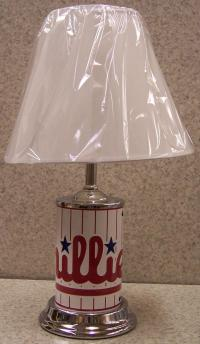 Welcome to the Manor: Table Lamps Major League Baseball