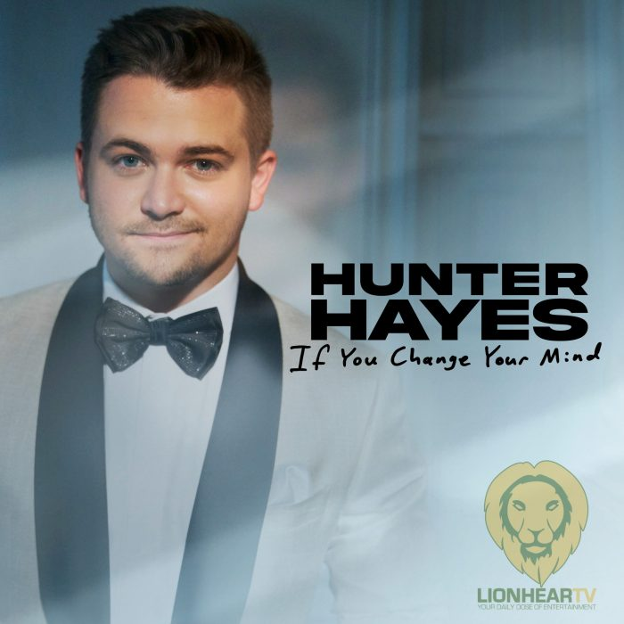 , Hunter Hayes has unveiled his newest slice of euphoric pop music 'If You Change Your Thoughts', Docuneedsph