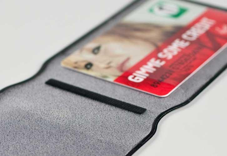 Self Adhesive Credit Card Holders