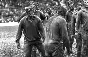 1977 New Zealand Mud Man