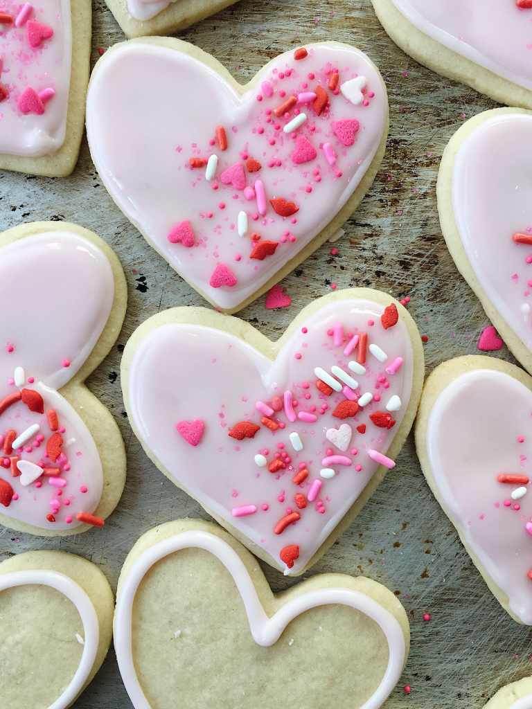 Almond Sugar Cookie Cut-outs