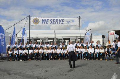 Lions Brugge Maritime BBQ 2012 001