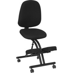 Office Chair Posture Tips Chairs For Table Flash Furniture Wl 1428 Gg Ergonomic Kneeling