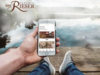 Hotel App Rieser
