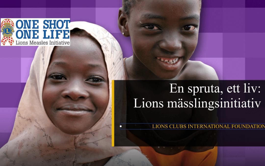Lions globalt – vad händer där?