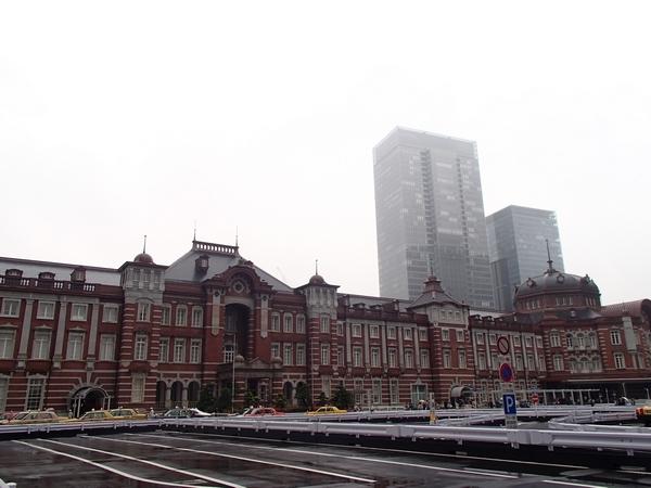 東京駅外觀