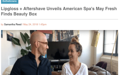 American Spa Fresh Finds Box! Our First Reveal.